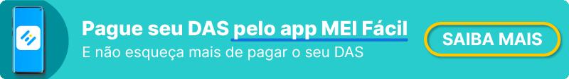 pagamento da das pelo app mei fácil